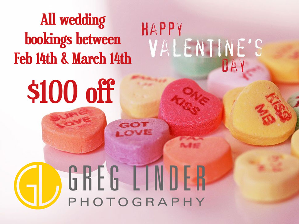 ©Greg Linder Photo Valentines Day